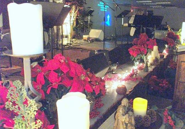 South Florida Christmas Eve Candlelight Service