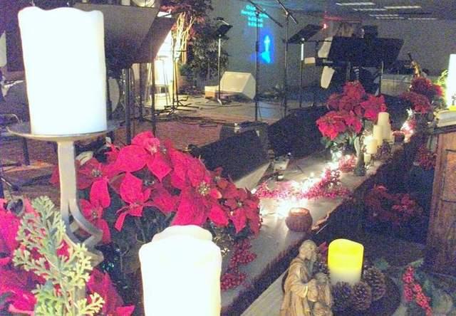 South Florida Christmas Eve Candlelight Service