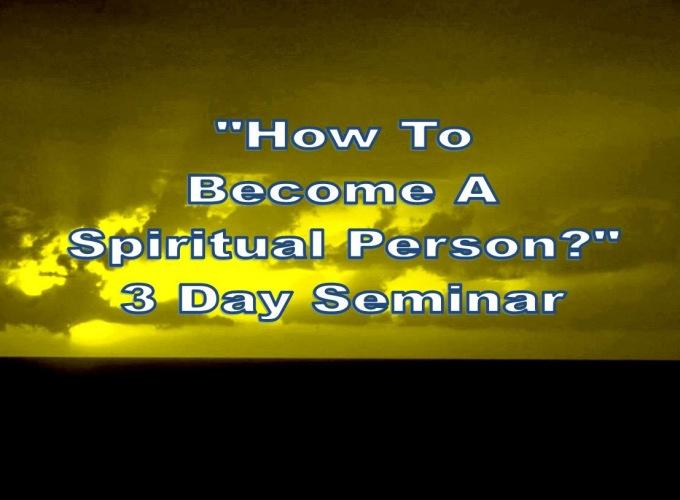 Spiritual Newness
